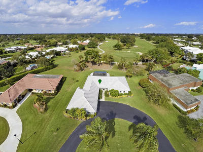 Atlantis Single Family Home For Sale: 433 S Country Club Drive