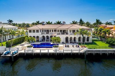 Boca Raton FL Single Family Home For Sale: $13,995,000