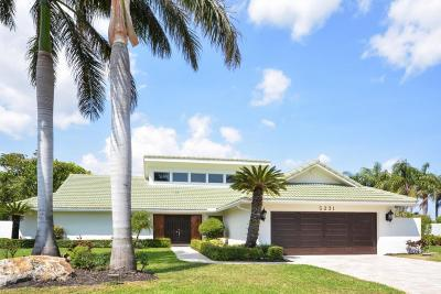 Boca Raton Single Family Home For Sale: 5231 NW 3rd Terrace
