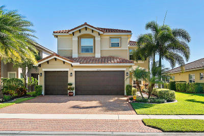 Boynton Beach Single Family Home For Sale: 8400 Serena Creek Avenue