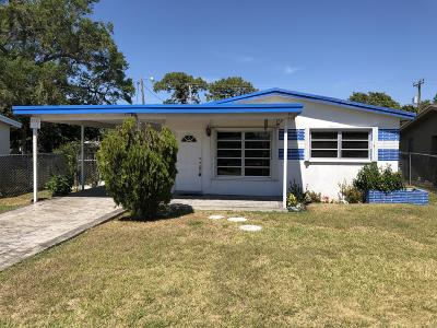 Fort Lauderdale Single Family Home For Sale: 3121 SW 12th Place
