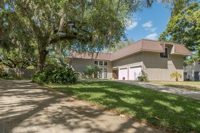 Fort Pierce Single Family Home For Sale: 3209 River Drive
