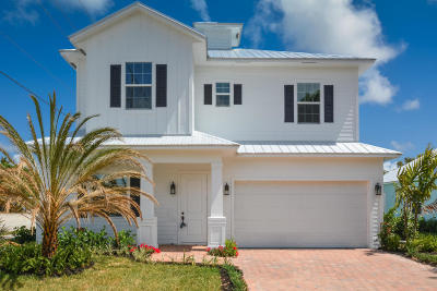 Stuart Single Family Home For Sale: 403 SE Coconut Avenue