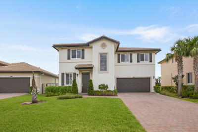 Lake Worth Single Family Home For Sale: 7090 Prudencia Drive