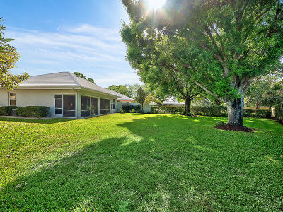 Palm Beach Gardens Single Family Home For Sale: 8668 Doverbrook Drive