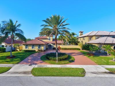 North Palm Beach Single Family Home For Sale: 131 Ebbtide Drive