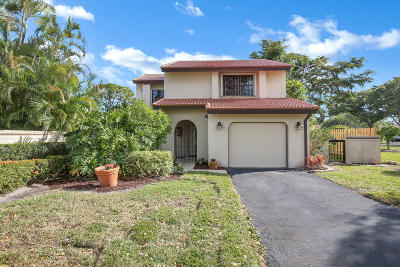 Delray Beach Single Family Home For Sale: 1325 NW 22nd Avenue