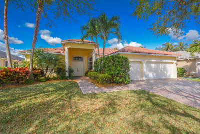 Boynton Beach Single Family Home For Sale: 12657 Oak Run Court