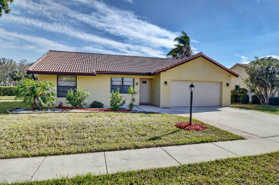 Boca Raton Single Family Home For Sale: 21060 Black Maple Lane
