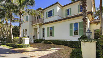 Delray Beach Single Family Home For Sale: 710 Ocean Boulevard