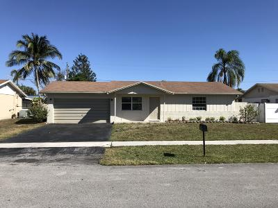 Single Family Home Sold: 8061 NW 47th Street
