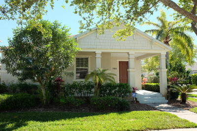 Vero Beach Single Family Home For Sale: 7885 15th Street