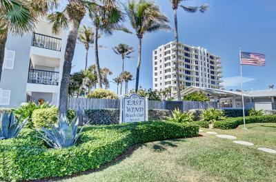 East Wind Beach Club Inc, East Wind Beach Club Inc 150 N Ocean Condo For Sale: 150 Ocean Boulevard #S-22