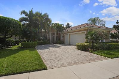 Palm Beach Gardens Single Family Home For Sale: 208 Porto Vecchio Way
