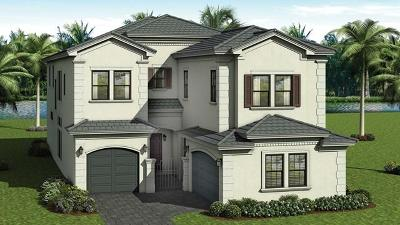 Delray Beach Single Family Home For Sale: 16262 Cabernet Drive