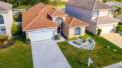 Lake Worth Single Family Home For Sale: 7650 Thornlee Drive