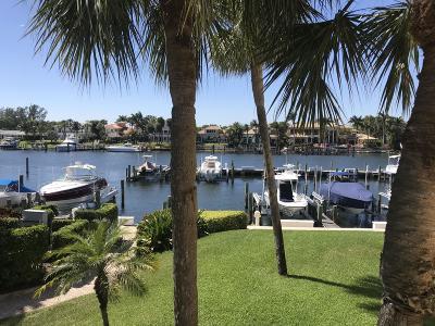 Juno Beach Condo For Sale: 522 Oak Harbour Drive