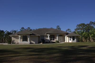 Palm Beach Gardens Single Family Home For Sale: 14505 Black Bear Road