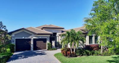 Delray Beach Single Family Home For Sale: 9288 Tropez Lane