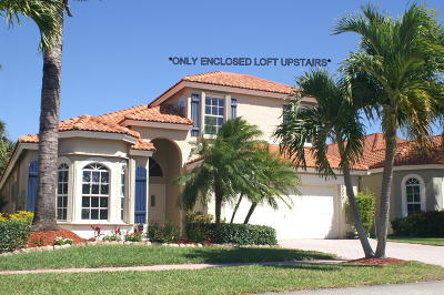 Boynton Beach Single Family Home For Sale: 4909 Gateway Gardens Drive