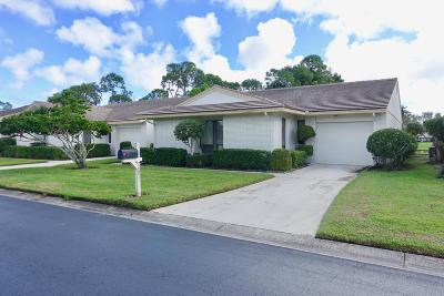 Palm City Single Family Home For Sale: 2681 SW Egret Pond Circle