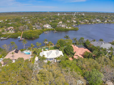 Tequesta Single Family Home For Sale: 18420 SE Heritage Drive