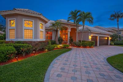 Boca Raton Single Family Home For Sale: 11636 Kensington Court