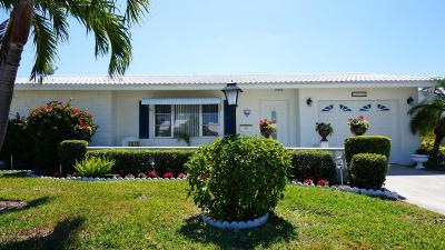 Boynton Beach FL Single Family Home For Sale: $234,900