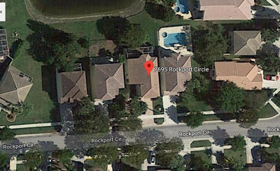 Lake Worth Single Family Home For Sale: 7695 Rockport Circle