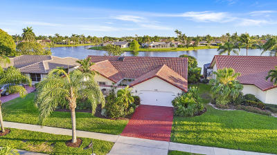 Boynton Beach Single Family Home For Sale: 2326 SW 23rd Cranbrook Drive