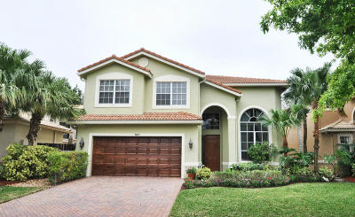Delray Beach Single Family Home For Sale: 1661 E Classical Boulevard