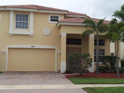 Port Saint Lucie Single Family Home For Sale: 1685 SW Jamesport Drive Se
