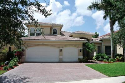 Boynton Beach Single Family Home For Sale: 8868 Heartsong Terrace