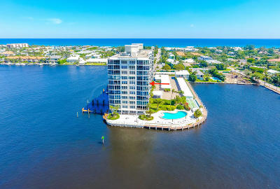 Seagate Manor Condo Condo For Sale: 400 Seasage Drive #701