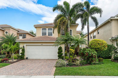 Boynton Beach Single Family Home For Sale: 8892 Sandy Crest Lane