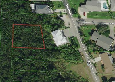 Juno Beach Residential Lots & Land For Sale: 000 Park Street
