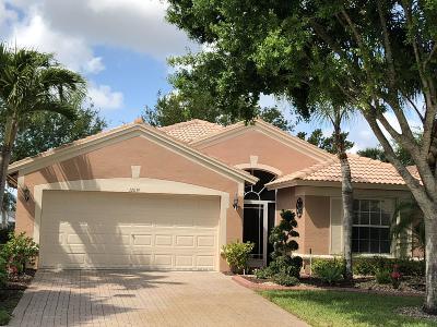 Boynton Beach Single Family Home Contingent: 12039 Roma Road