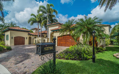 Parkland Single Family Home For Sale: 12790 NW 73rd Street