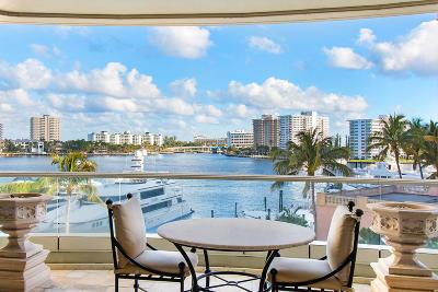 Boca Raton Condo For Sale: 600 SE 5th Avenue #S-408