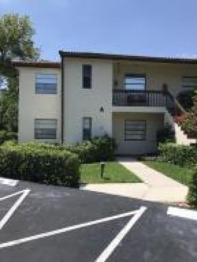 Boca Raton Condo For Sale: 21621 Arriba Real #1-A