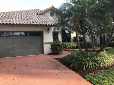 Boynton Beach Single Family Home For Sale: 147 Orange Drive