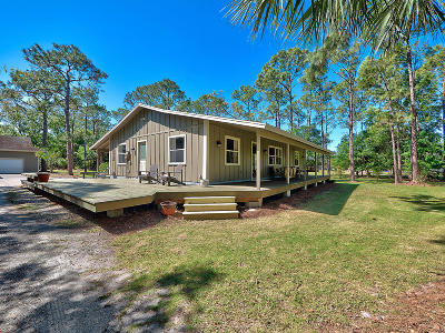 Jupiter Single Family Home For Sale: 10786 165th Road