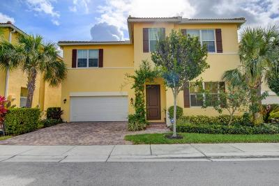 Boynton Beach Single Family Home For Sale: 3648 Wolf Run Lane
