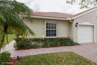 West Palm Beach Single Family Home For Sale: 2085 Stonington Terrace