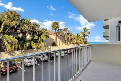 Juno Beach Rental For Rent: 630 Ocean Drive #205
