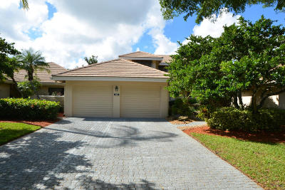 Boca Raton Single Family Home For Sale: 20087 Waters Edge Drive #202