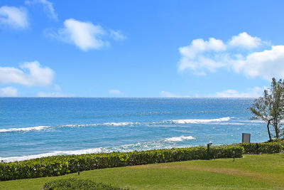 Palm Beach Condo For Sale: 2100 S Ocean Boulevard #207s
