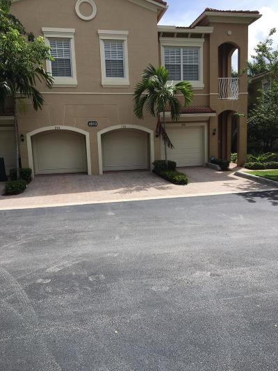 Palm Beach Gardens Condo For Sale: 4910 Bonsai Circle #110