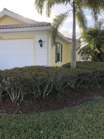 Port Saint Lucie Rental For Rent: 10798 SW Elsinore Drive