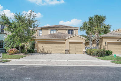 Lake Worth Single Family Home For Sale: 10353 White Pinto Court